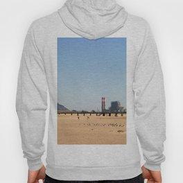 Power Station Beach Hoody