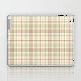 Beautiful plaid 2 Laptop & iPad Skin