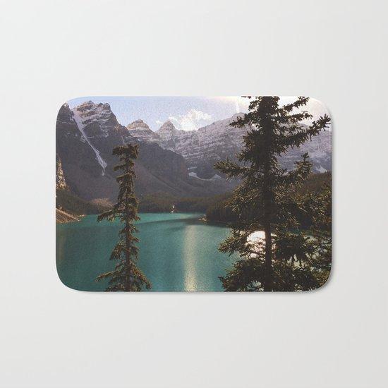 Reflections / Landscape Nature Photography Bath Mat