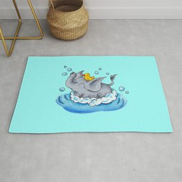 Bubble Bath Buddy Rug