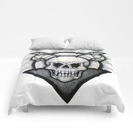 Demon Skull Comforters