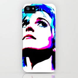 Icon Hayley Poster iPhone Case
