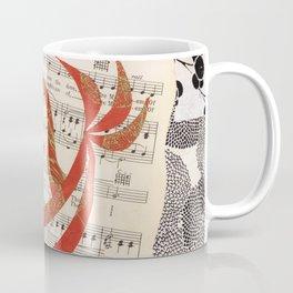 Fire Bird Coffee Mug