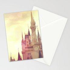 Disney Cinderella Castle Stationery Cards