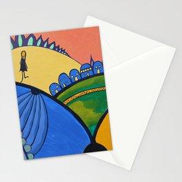 Journey Stationery Cards