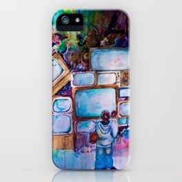Captivated iPhone Case