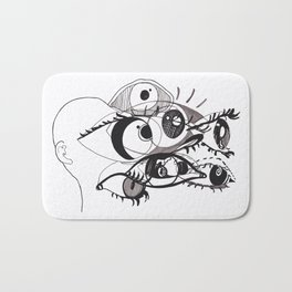 Eyescene Bath Mat