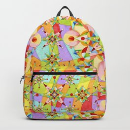Rainbow Sparkles Backpack