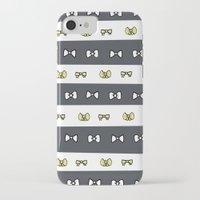 haikyuu iPhone & iPod Cases featuring Haikyuu!! Fukurodani Bows by InkyThoughts