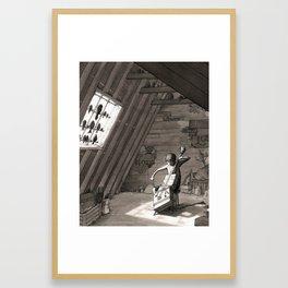 Audubon Audience Framed Art Print
