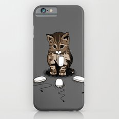 Eyes of cat Slim Case iPhone 6s