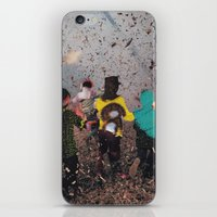 butterfly iPhone & iPod Skins featuring Butterfly by Lerson