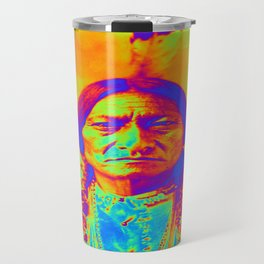 Sitting Bull Travel Mug