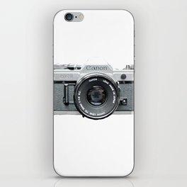 Vintage Camera Phone iPhone Skin