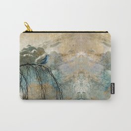HEAVENLY BIRD II Carry-All Pouch