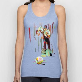 The Showdown Unisex Tank Top