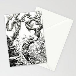 Epiphycadia III: Bracket Fungi Stationery Cards