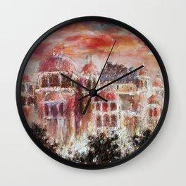 City Palace, India Wall Clock