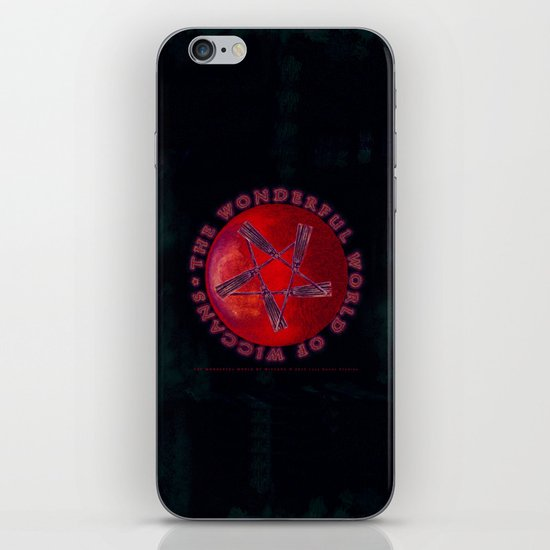 THE WONDERFUL WORLD OF WICCANS - 060 iPhone & iPod Skin