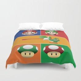 Mario Party Duvet Cover