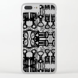 LineWine Clear iPhone Case