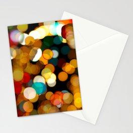 light blur Stationery Cards