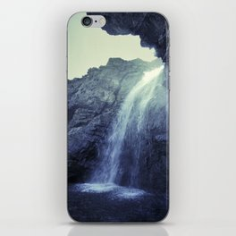 """""""At the mountains"""" Waterfalls... iPhone Skin"""