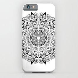 Helios Mandalas - Fourteen iPhone Case