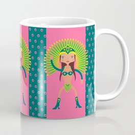 Brazil is Carnival  Coffee Mug