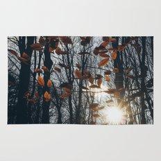 Fall Light Rug