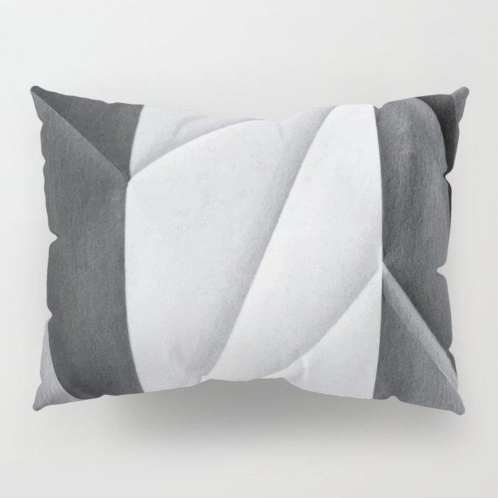 Folded Paper 1 Pillow Sham