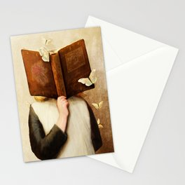 The Reader Stationery Cards