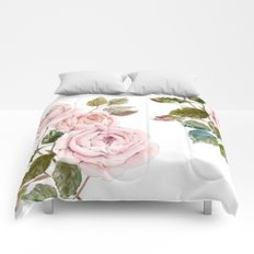 roses Comforters