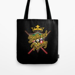 Snooker Billiard Pool Billiard 8ball Gift Tote Bag