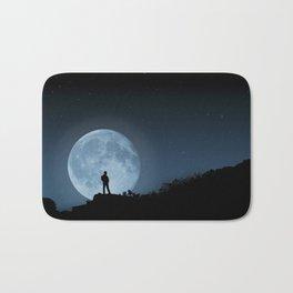 Man in the Moon Bath Mat
