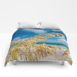Gulf of Mexico Comforters