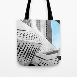 Nanjing International Youth Cultural Centre | Zaha Hadid Architects #architecture Tote Bag