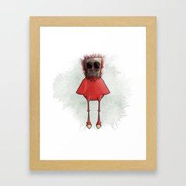 Tikaekama Demassa Framed Art Print