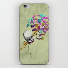 Music to my Ears iPhone & iPod Skin