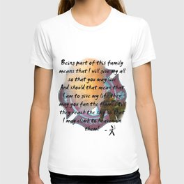Fan the flames T-shirt