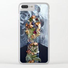 Adelina, Mi Cielo Clear iPhone Case