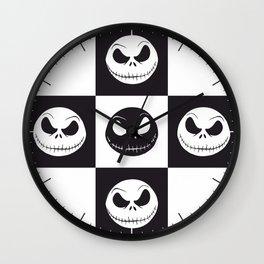 Halloween town Wall Clock