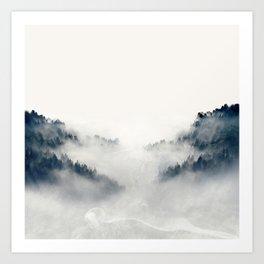 a magical thing Art Print