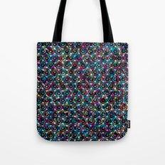 Stardust Geometric Art Print. Tote Bag