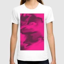 """ABSTRACT LIQUIDS XXXIX """"39"""" T-shirt"""