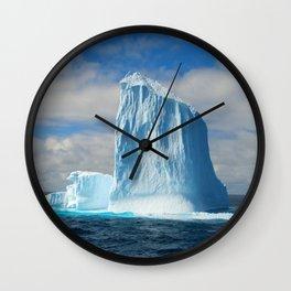 Pritty Iceberg Wall Clock