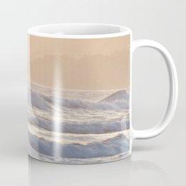 Misty Seascape Coffee Mug