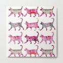 Cat Collection – Magenta Palette by catcoq