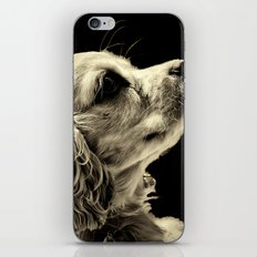 Puppy Love iPhone & iPod Skin