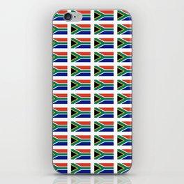 flag south africa 2,  African,Afrikaans,Mandela,apartheid, Johannesburg,Soweto,Pretoria,Durban,Tembi iPhone Skin